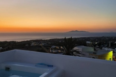 Magical sunrise from your balcony!